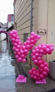 Декорација со балони
