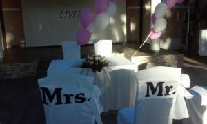 Маси за свадби